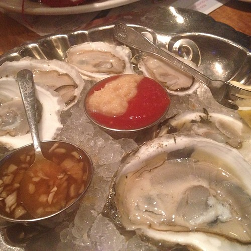 Legal oysters