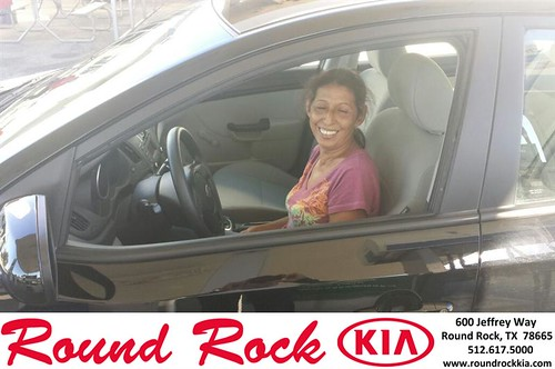 Thank you to Maria Conde on your new 2012 #Kia #Forte from Roberto Nieto and everyone at Round Rock Kia! #NewCarSmell by RoundRockKia