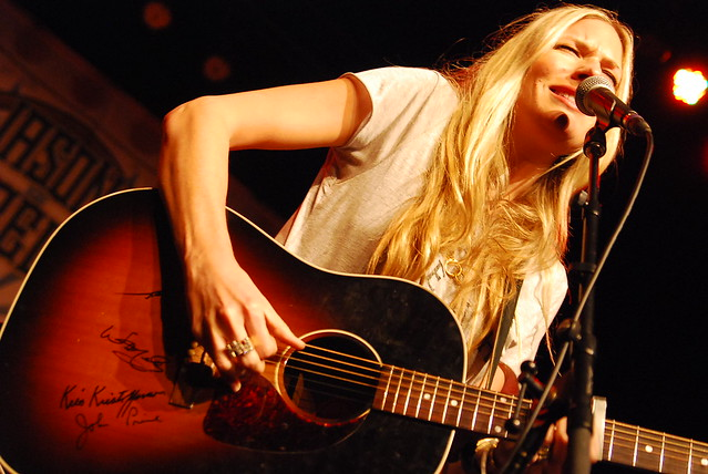 holly williams @ haw river ballroom