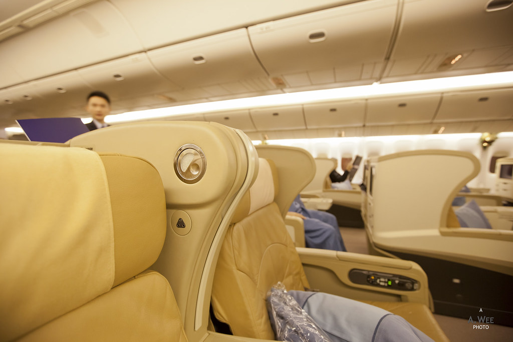 SQ Business Class