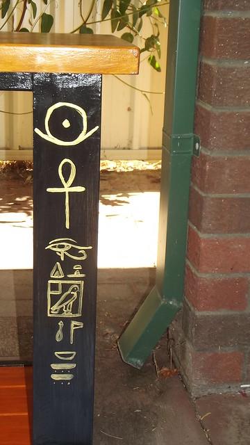 Heru's glyphs