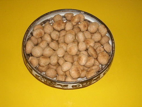 Kekse für Eichhönrchen