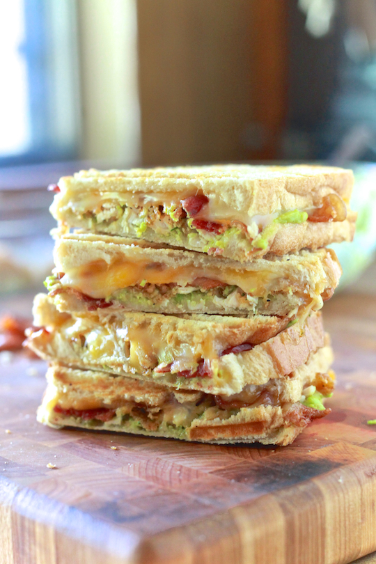 Chicken Avocado Sammie 5