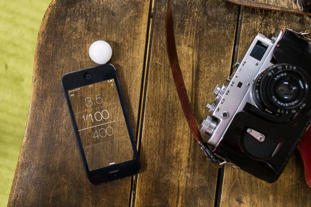 lumu exposimetro para tu smartphone