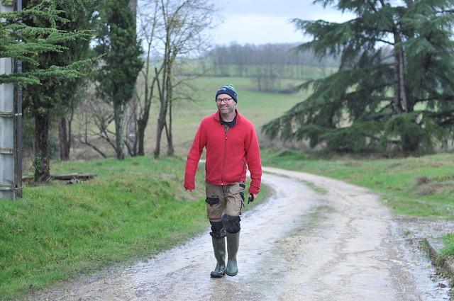 wet farmer
