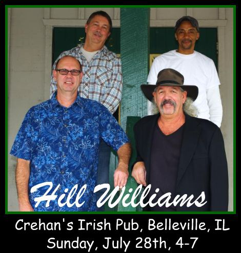 Hill Williams Band 7-28-13