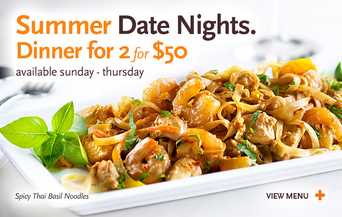 Milestones Summer Date Nights Promo
