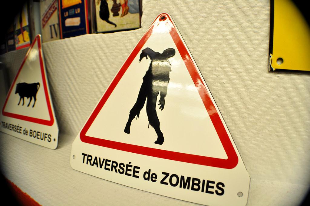 Traversée de Zombies