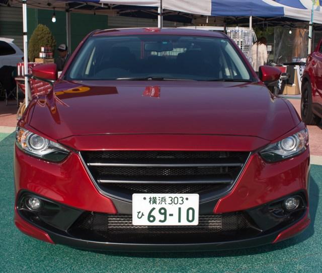 Mazda Aftermarket Parts