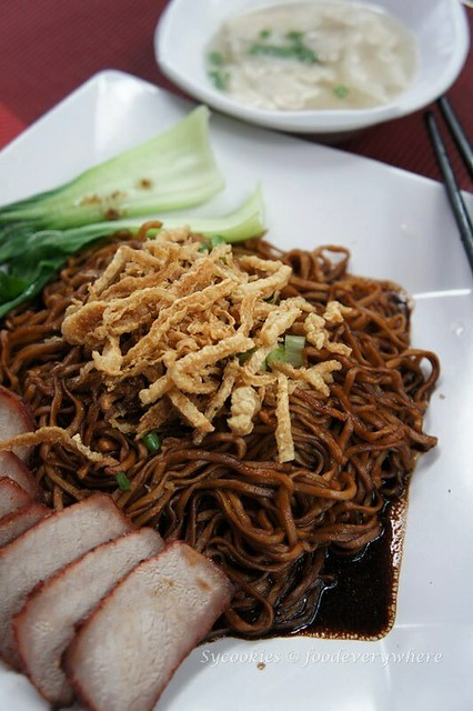 6.koufu usj -Fried Meat Wantan Dried Noodles (4)