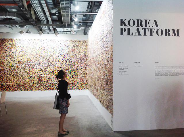 korea platform Art Stage