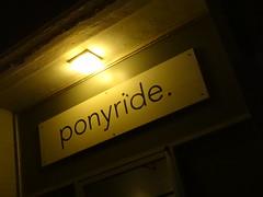 ponyride 001