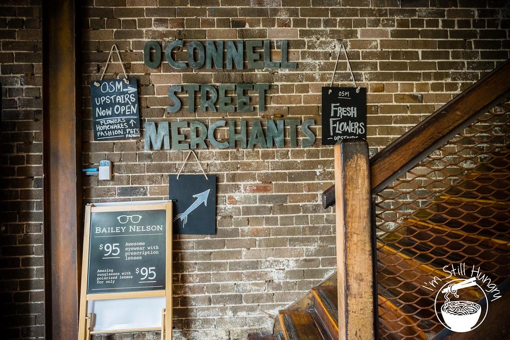 Brewtown Newtown O'Connell street merchants
