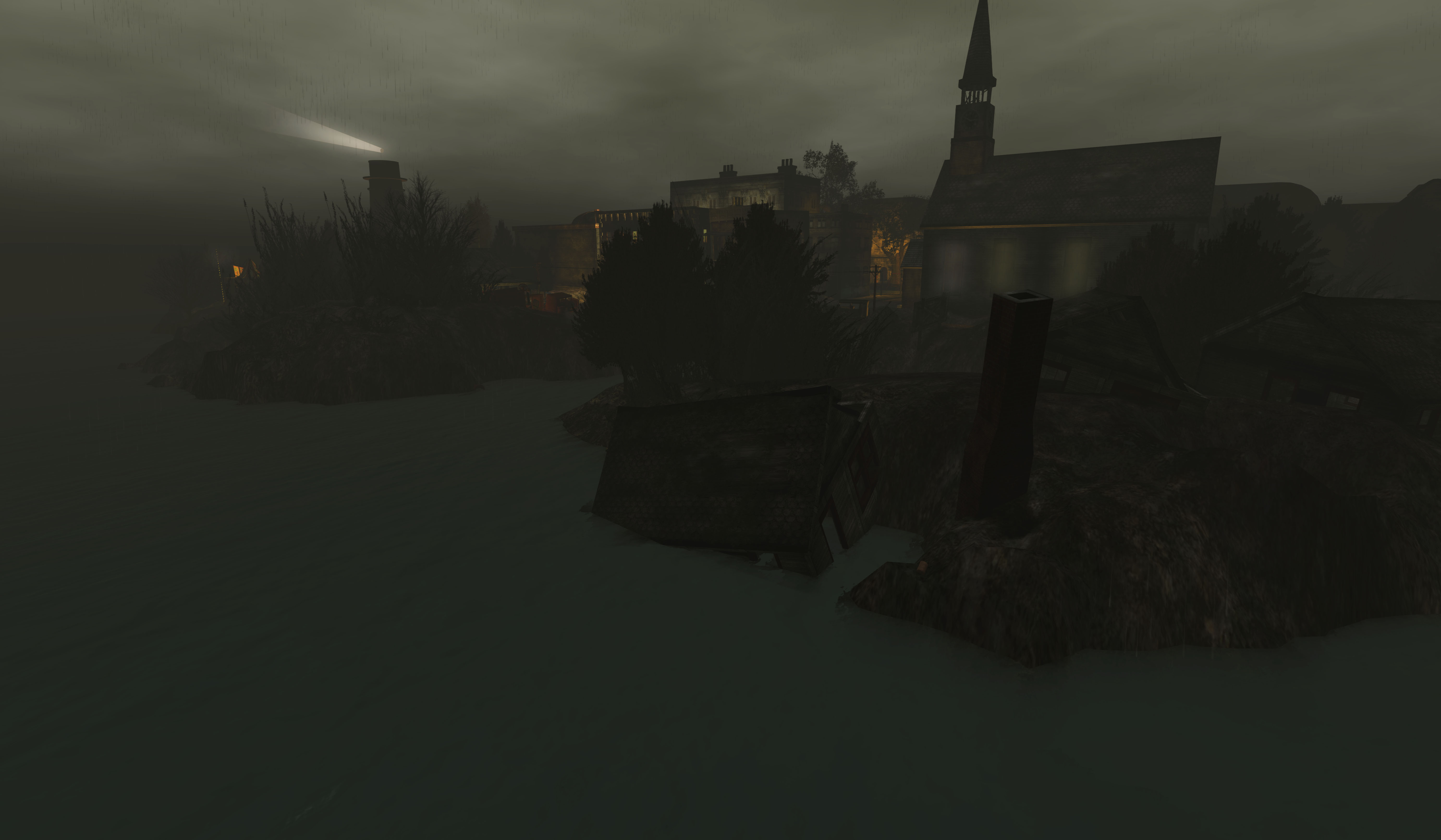 In an Abandoned Town_003