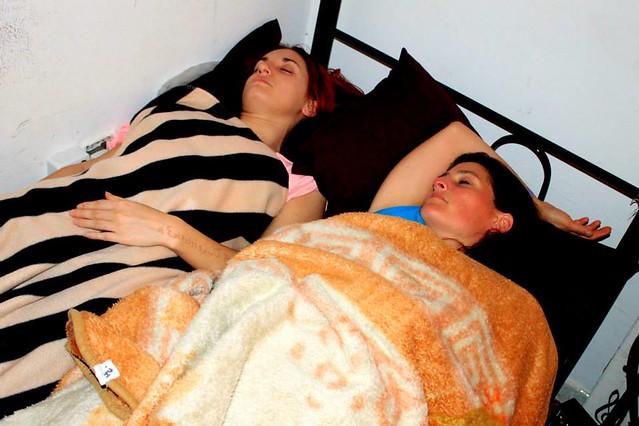 Abu Dhabi sleep