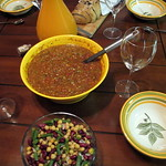Gazpacho Dinner