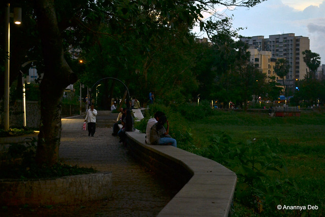 Powai Lake Promenade, June 2013