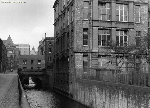 Rochdale Canal- 1960