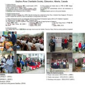Guizhou Rose Society, a Catholic charity in Edmonton, Alberta, Canada, 2010 report