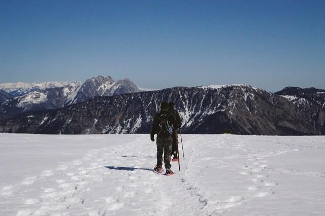 Hike further