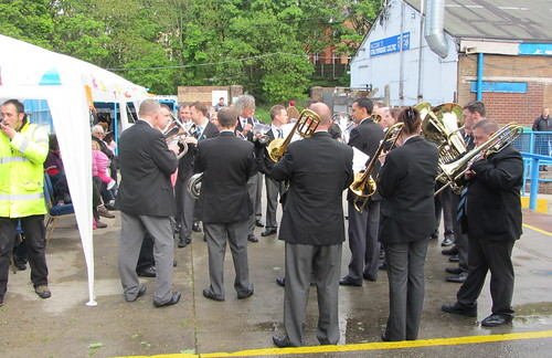 Stalybridge Celtic AFC Contest, Ashton-under-Lyne Brass Band