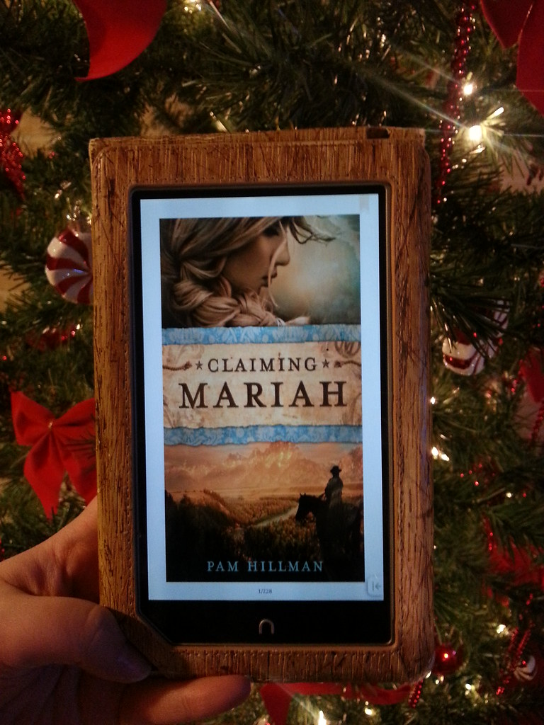 """Claiming Mariah"" by Pam Hillman"