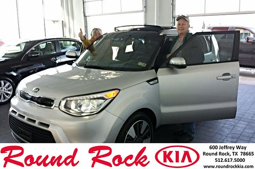 Congratulations to Judith Gilbert on your #Kia #Soul purchase from Kelly  Cameron at Round Rock Kia! #NewCar by RoundRockKia