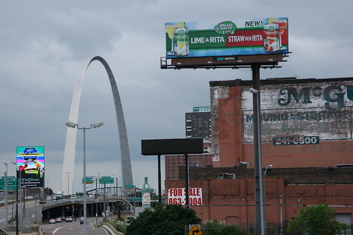Highway Advertising, Urban Blight