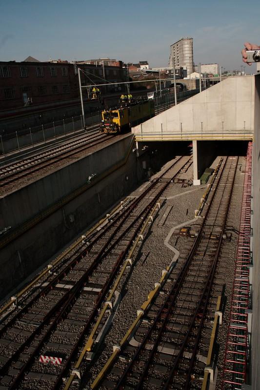 Dépot métro Jacques Brel