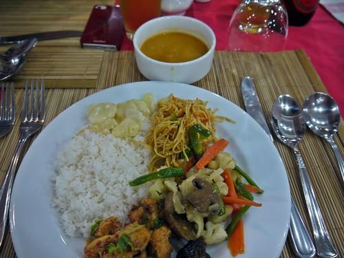 Kisa dinner
