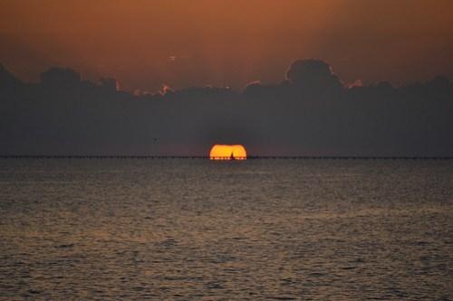 009 Lake Pontchartrain Sunset