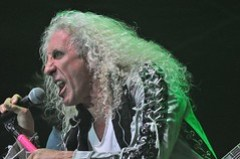 Dee Snider at Steelhouse 2015