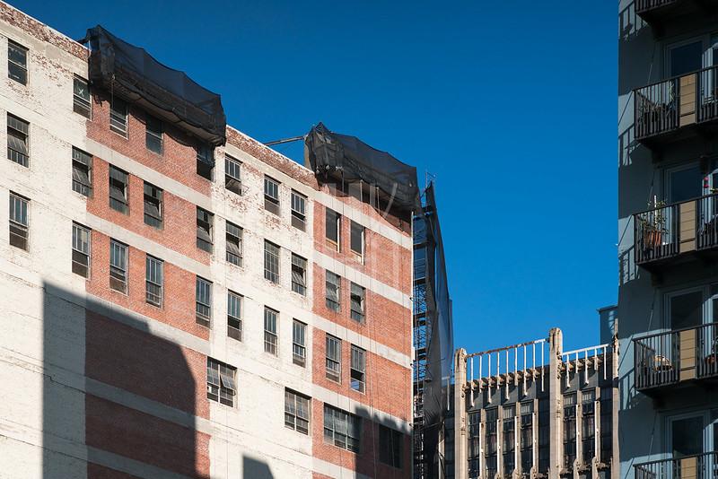 Broadway Trade Center Brick