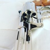 #nickel #coltpython #357magnum stock 270 www.packarms.com