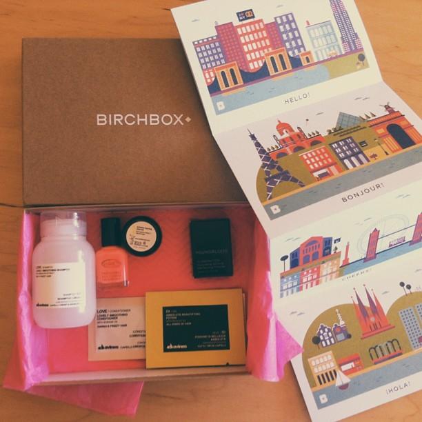Birchbox June