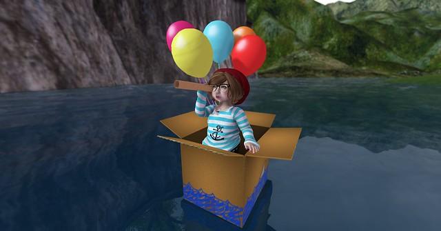 SL Disney Bound – Week Twelve: Mr. Smee