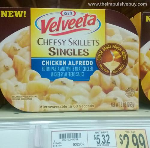Velveeta Cheesy Skillets Singles