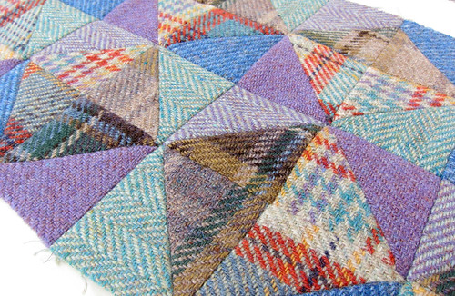Tweed patchwork 2
