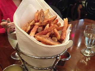 Fries at Beer Bistro