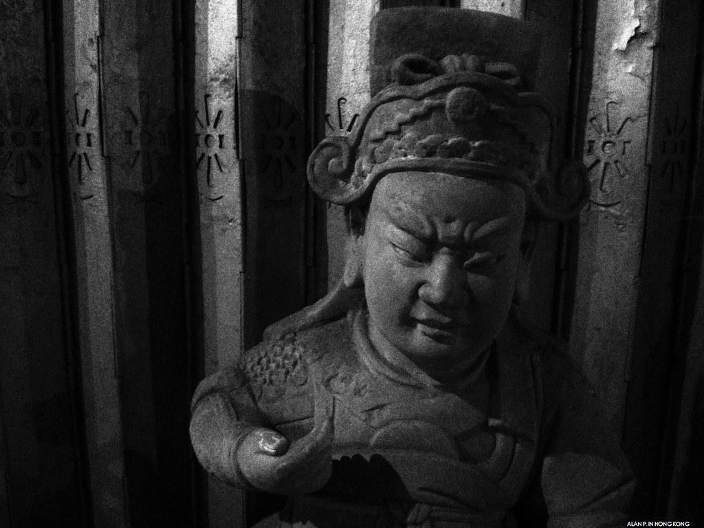 Worshipping Idol