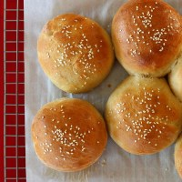 Wheat Hamburger Buns