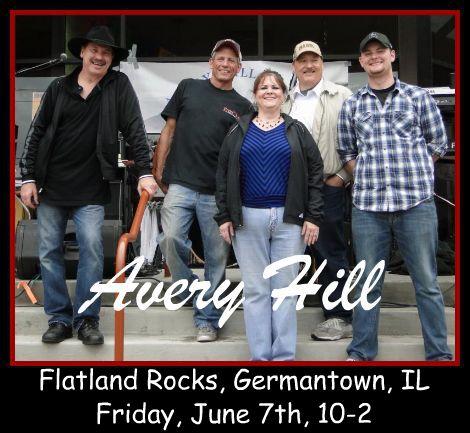Avery Hill 6-7-13
