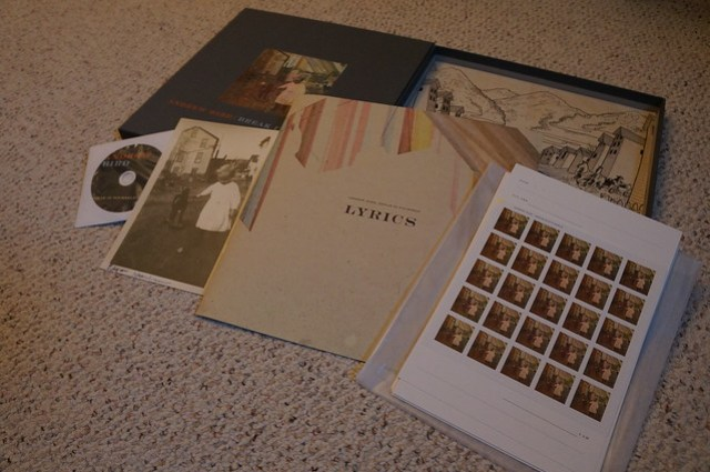 andrew bird break it yourself deluxe box set contents