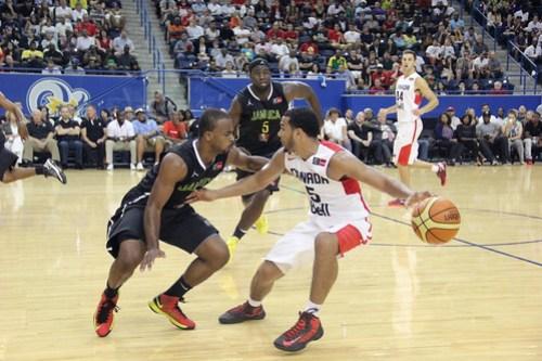 Canada vs. Jamaica 08/08