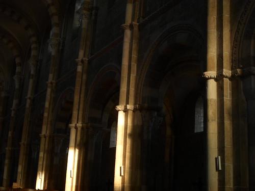 Tiers of Light, St. Madeleine Vezelay