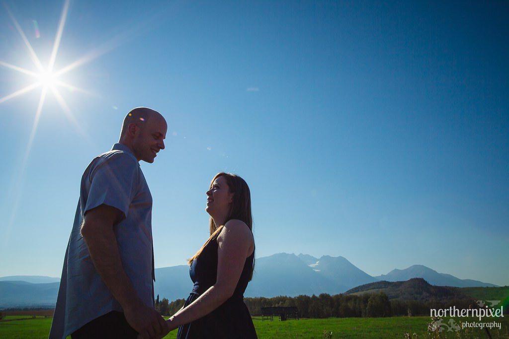 Fall Engagement Session - Smithers BC