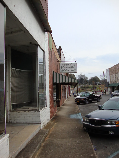 Downtown Cordova, AL