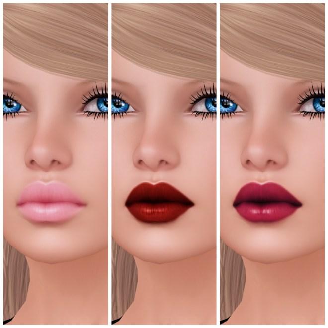 Glam Affair - Sylvia - Lipstick