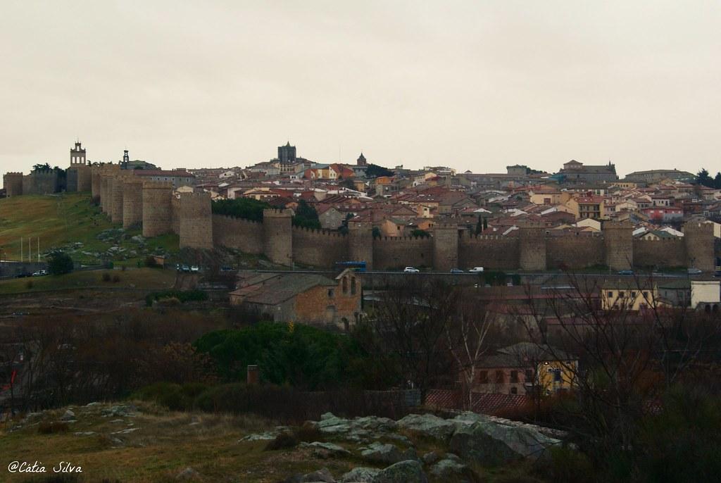 Avila - Castilla y León - España (1)
