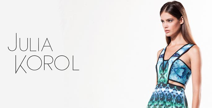 julia korol fashion designer